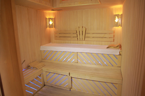 Sauna in Taschkent