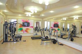 Тренажерный зал в Ташкенте